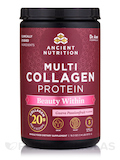 Multi Collagen Protein Beauty Within, Guava Passionfruit Flavor - 18.4 oz (522 Grams)