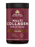 Multi Collagen Protein Powder, Chocolate Flavor - 11.1 oz (314.4 Grams)