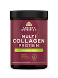 Multi Collagen Protein, Cucumber Lime - 18.7 oz (530 Grams)