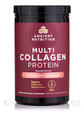 Multi Collagen Protein, Strawberry Lemonade - 18.9 oz (535 Grams)