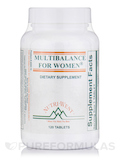 Multibalance for Women - 120 Tablets