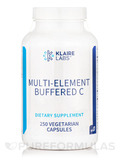 Multi-Element Buffered C 250 Vegetarian Capsules