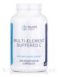 Multi-Element Buffered C - 250 Vegetarian Capsules