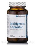 Multigenics® Chewable, Orange Flavor - 90 Tablets