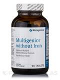 Multigenics without Iron 90 Tablets