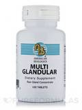 Multi Glandular 100 Tablets