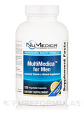 MultiMedica™ for Men (Copper & Iron-Free) - 120 Vegetable Capsules