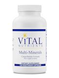 Multi-Minerals Citrate / Malate Formula (No Copper or Iron) 120 Capsules