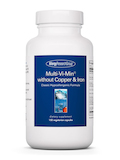 Multi-Vi-Min® without Copper & Iron 150 Vegetarian Capsules