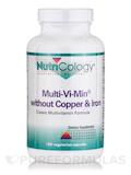 Multi-Vi-Min w/o Cu & Fe 150 Vegetarian Capsules