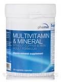 Multivitamin & Mineral w/o Cu & Fe (Adult Formula) 120 Capsules