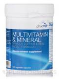 Multivitamin & Mineral w/o Cu & Fe (Adult Formula) - 120 Vegetable Capsules