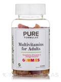 Multivitamins for Adults - Strawberry, Pineapple & Orange Flavored - 60 Gummies