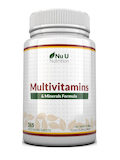 Multivitamins & Minerals Formula - 365 Vegetarian Tablets