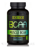 Muscle BCAA 2500 mg - 120 Veggie Capsules
