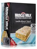 Muscle Milk Crunch Bar Vanilla Almond Yogurt - CASE OF 12 BARS