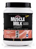 Muscle Milk Light Strawberry 'n Creme - 1.65 lbs (26.5 oz / 750 Grams)