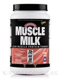Muscle Milk Strawberries 'n Creme - 2.47 lbs (39.5 oz / 1120 Grams)