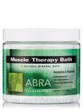 Muscle Therapy Mineral Bath - Eucalyptus & Rosemary - 17 oz (482 Grams)