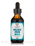 Organic Mush Zen Tincture - 2 fl. oz (59 ml)