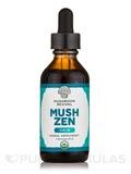 Organic Mush Zen Tincture - 2 fl. oz (59 ml)