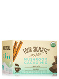 Mushroom Cacao Mix with Reishi, Sweet + Cinnamon Flavor - 10 Packets