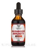 Organic Mushroom Immunity Tincture - 2 fl. oz (59 ml)