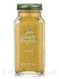 Ground Mustard Seed - 3.07 oz (87 Grams)