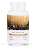 Ten Mushroom Formula Organic 120 Vegetable Capsules
