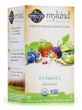 mykind Organics B-Complex - 30 Vegan Tablets