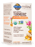 mykind Organics Extra Strength Turmeric Inflammatory Response - 120 Vegan Tablets