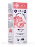 myKind Organics Kids Cough & Mucus Immune Syrup - 3.92 fl. oz (116 ml)