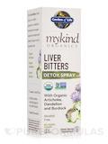 mykind Organics Liver Bitters Detox Spray - 2 fl. oz (58 ml)