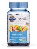mykind Organics Men's Multi Gummies, Berry Flavor - 120 Vegan Gummies