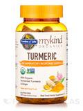 mykind Organics Turmeric Inflammatory Response Gummy - 120 Vegan Gummy Drops