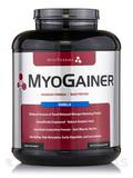 MyoGainer Mass Protein (Vanilla Flavor) 5.01 lbs (2275 Grams)