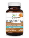 MyPure™ MYcoMune 4X - 30 Vegi-Caps