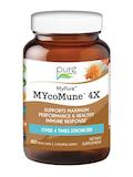 MyPure™ MYcoMune 4X - 60 Vegi-Caps