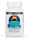 Myricetin 100 mg - 60 Tablets