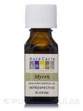 Myrrh Essential Oil (Commiphora myrrha) 0.5 fl. oz (15 ml)