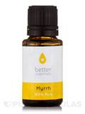 Myrrh Essential Oil (Commiphora myrrha) - 15 ml