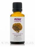 NOW® Essential Oils - Myrrh (100% Pure & Natural - 20% Oil Blend) - 1 fl. oz (30 ml)