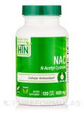 N-Acetyl Cysteine NAC 600 mg - 120 VegeCaps