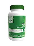 N-Acetyl Cysteine NAC 600 mg - 60 Vegecaps