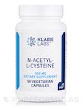 N-Acetyl-L-Cysteine 500 mg - 90 Capsules