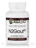 N2Gout™ 60 Vegetarian Capsules