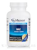 NAC (N-Acetyl Cysteine) 120 Capsules