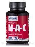 N-A-C 500 mg 100 Capsules