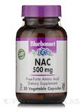 NAC 500 mg - 30 Vegetable Capsules