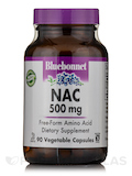 NAC 500 mg - 90 Vegetable Capsules